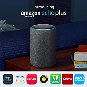 All-new Echo Plus (2nd gen) – Premium sound with a built-in smart home hub 2