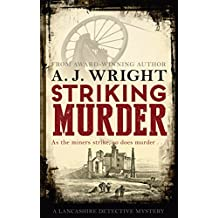 Striking Murder (The Lancashire Detective Series)