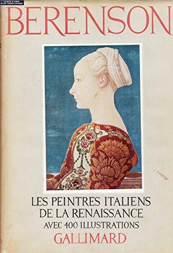 Les Peintres Italiens de la Renaissance avec 400 illustrations