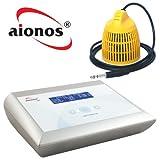 aionos Ionentherapie * Pure Detox Elektrolyse Fussbad * Profisystem für den täglichen Einsatz * Sicherheit und Qualität aus deutscher Herstellung * Garantiert ohne metallische Verunreinigung * Gesundheitsprävention für Anspruchsvolle