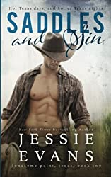 Saddles and Sin (Lonesome Point, Texas) (Volume 2) by Jessie Evans (2014-09-16)
