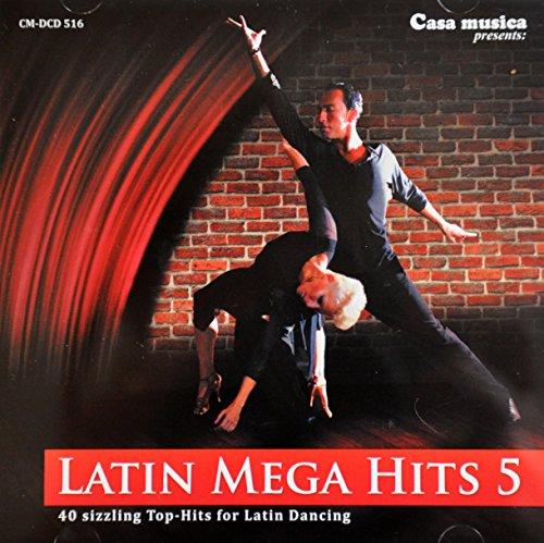 CD Casa Musica: Latin Mega Hits 05 (Musica Latina-cd)