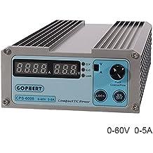 cps-600560V 5A 110V/220V Mini Digital ajustable conmutada DC Power Supply