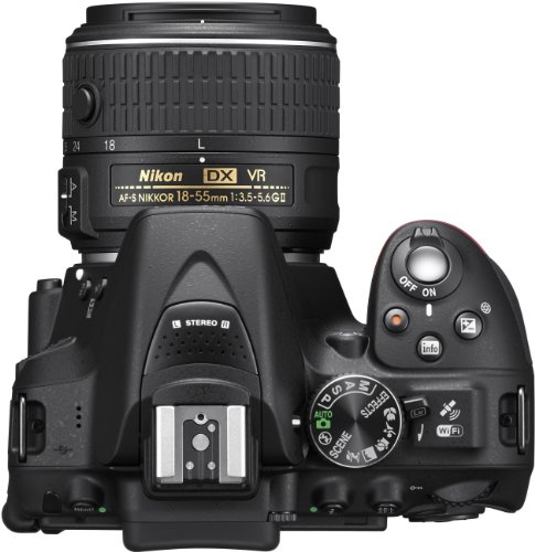 Nikon D5300 DSLR Kamera Review - 7