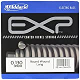 Best D'Addario Acoustic Bass Guitars - D'Addario EXPXLB130 Coated Acoustic Bass Guitar Single, .130 Review