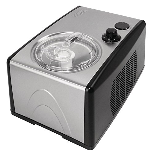 515sl ri3VL. SS500  - Buffalo Ice Cream Maker 1.5Ltr/245X402X281mm Professional Freezer Commercial Cafe Restaurant Appliance