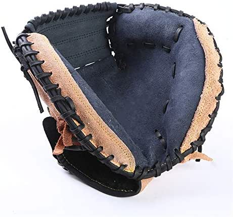 Professional Tee Ball Pitcher Hand Players Infield Left Hand Throw Catchers Gloves for Practicing Training Competition Huairdum Baseball Glove