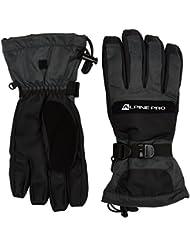 Alpine Pro Guantes Esquí Nusse Negro M