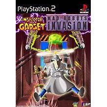 Inspector Gadget Mad Robots Invasion Ps2