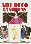 Art Deco Fashions: 24 Cards (Dover Po...