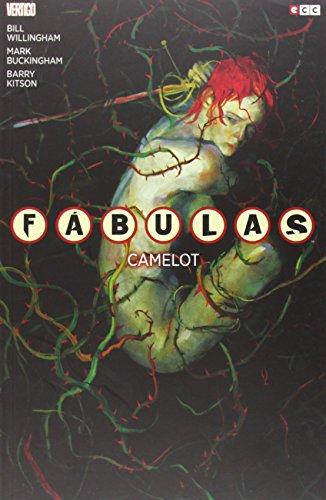 Fábulas núm. 20: Camelot (Fábulas (Serie regular))