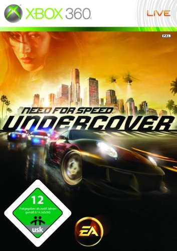 Need for Speed: Undercover (Spiele Xbox 360 Für Need For Speed)