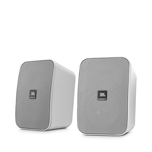jbl-control-x-monitor-bookshelf-speaker-system-with-included-wall-mount-brackets-white-pack-of-two