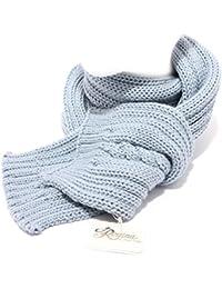 Regina by Angela Maffei 92348 sciarpa bimba MERINOS kids scarf 3c65d4f7aba