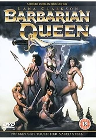 Barbarian Queen [Import anglais]