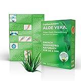 Capillum AMOVE Aloe Vera 300g de douche Poudre Dépilatoire–Naturel, facile sans douleur–Derma Test très bien