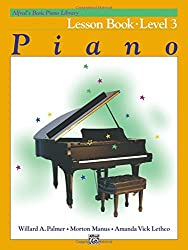 Alfred's Basic Piano Lesson Book 3 --- Piano - Palmer, Manus & Lethco --- Alfred Publishing