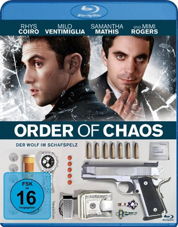 Order of Chaos ( ) (Blu-Ray)