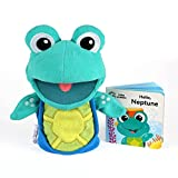Best Baby Einstein Infant Books - Baby Einstein Story Time with Neptune Puppet Review