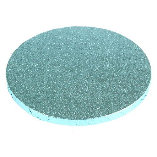 30,5 cm Round Bleu clair Pour gâteau