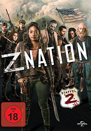 Z Nation - Staffel 2 [4 DVDs]