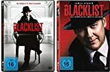 The Blacklist - Staffel 1+2 (11 DVDs)