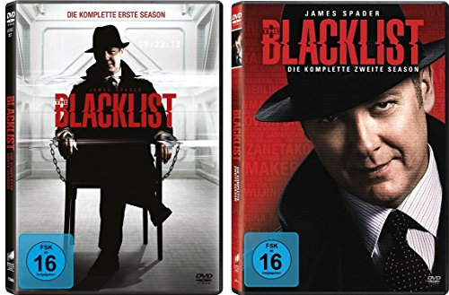 Staffel 1+2 (11 DVDs)