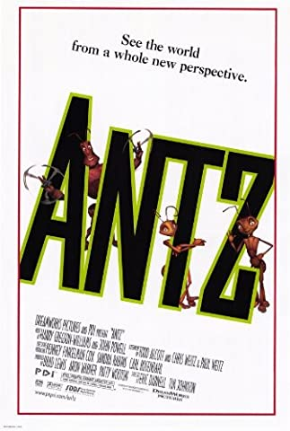 Antz Plakat Movie Poster (11 x 17 Inches - 28cm x 44cm) (1998) B