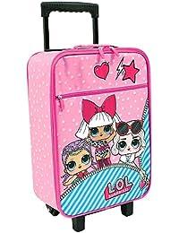LOL Surprise B98400 Valigia Per Bambini, Trolley Da Cabina, 53 Centimetri, 25 Litri, Multicolore