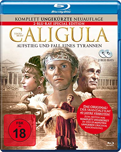 Tinto Brass' Caligula - Uncut [Blu-ray] [Special