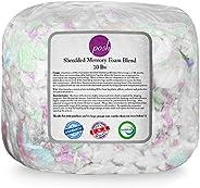Posh Beanbags FOAM10 Refll Foam Filling,