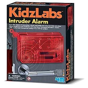 4M 68486 Kidz Labs Intruder Alarma - Kit de construcción