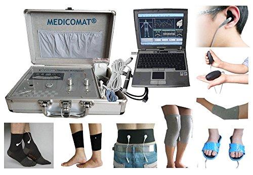 Fuß-behandlungs-system (Rückenschmerzen Behandlung A Symptome Haus medicomat-291s Langsame Schmerzen im Knie Knöchel des Fuß Winkel diagnostische Therapeutische Computer System)