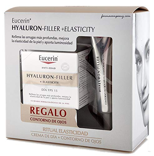 Eucerin Hyaluron Filler Elasticity - Crema De Dia