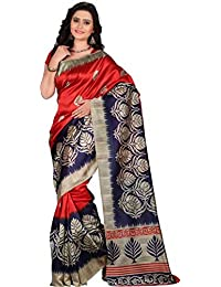 Sarees ( Sarees For Women Party Wear Offer Designer Sarees Below 500 Rupees Sarees For Women Latest Design Sarees... - B075WCZPL1