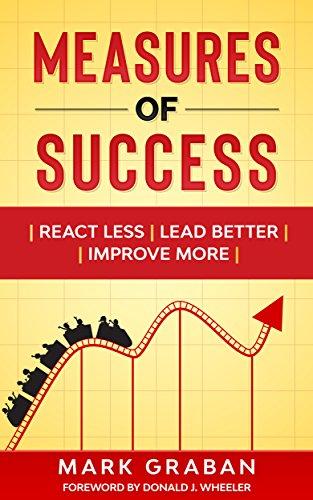 Measures of Success: React Less, Lead Better, Improve More (English Edition) por Mark Graban