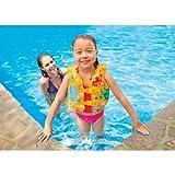 #3: Tropical Buddies Swim Vest, Ages 3-5,
