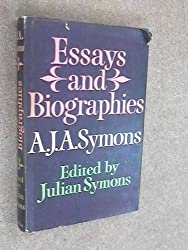 Essays and Biographies