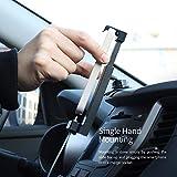 MFI iPhone Autohalterung, Sinjimoru iPhone Halterung mit USB Ladegerät/ Handyhalterung Auto inkl. MFI Lightning Kabel für iPhone 7 / 7 Plus / 6 / 6 plus / 5 / 5s / 5c. Sinji Car Kit, iPhone MFI Paket. - 4