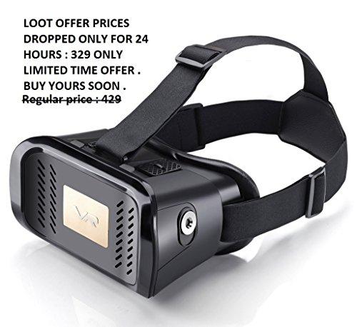 higadgetTM VR BOX 2.0 Virtual Reality Glasses, Hottest 3D VR...