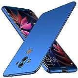 Coque Huawei Mate 10 Pro, TopACE Coque de Haute Qualité de Etui Housse pour Huawei Mate 10 Pro (Bleu)