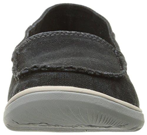 Merrell Duskair Moc Womens Slip On Shoes Black