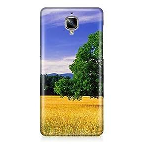 Hamee Designer Printed Hard Back Case Cover for OnePlus 3T Design 2300