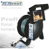 Caméra de canalisation 3500 ST Couleur avec LCD Moniteur, pour les tubes du no 30 ø