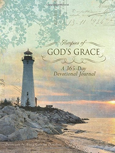 Glimpses of God's Grace (365 Devotional Journals) by Anita Corrine Donihue (2015-05-12)