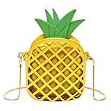 Best Pineapples - Badiya Leather Cross Body Bag Pineapple Bag Single Review
