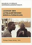 Lexikon der afrikanistischen Erzählforschung