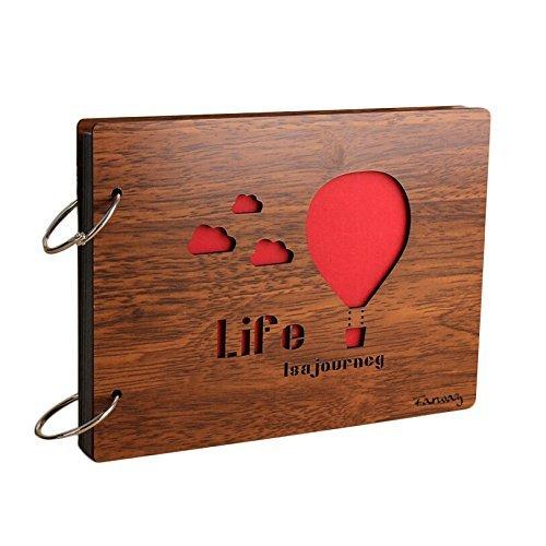 Zuerst Reinigen Kit (Farway Diy Photo Album Wood Full Love Anniversary Scrapbook 8 X 6 Inches With 1pc Photo Corner Sticker by Farway)