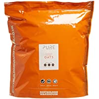 Bodybuilding Warehouse Pure Ultrafine Ground Oats Powder Unflavoured 4 kg
