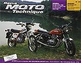Revu Moto Technique, n°34 - Honda XL 125 S (1978 à 1988) XL 125 A et B (1980 et 1981) XL 125 R Prolink (1982 à 1989) - Suzuki GS 750 D-E et EN (1977 à 1979)